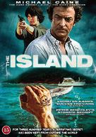 The Island - Danish DVD cover (xs thumbnail)