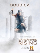 """Barbarians Rising"" - Movie Poster (xs thumbnail)"