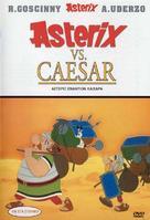 Astérix et la surprise de César - Greek DVD cover (xs thumbnail)