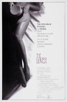 L'amant - Movie Poster (xs thumbnail)