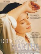 Bella Martha - Spanish Movie Poster (xs thumbnail)