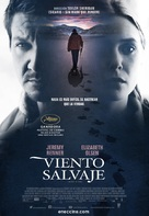 Wind River - Argentinian Movie Poster (xs thumbnail)