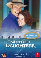"""McLeod's Daughters"" - Belgian DVD movie cover (xs thumbnail)"