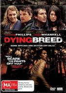 Dying Breed - Australian DVD movie cover (xs thumbnail)