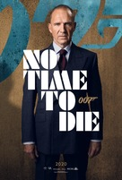 No Time to Die - International Character movie poster (xs thumbnail)