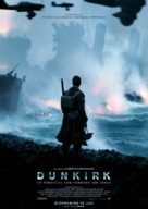 Dunkirk - Swedish Movie Poster (xs thumbnail)