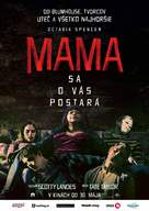 Ma - Slovak Movie Poster (xs thumbnail)