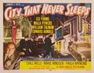 City That Never Sleeps - Movie Poster (xs thumbnail)