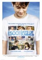 (500) Days of Summer - Finnish Movie Poster (xs thumbnail)