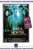 Flatliners - Spanish DVD movie cover (xs thumbnail)