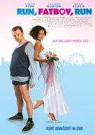 Run Fatboy Run - German Movie Poster (xs thumbnail)