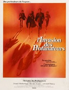 Invasion of the Body Snatchers - French Movie Poster (xs thumbnail)