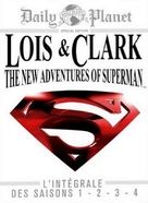 """""""Lois & Clark: The New Adventures of Superman"""" - French DVD movie cover (xs thumbnail)"""