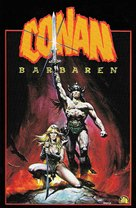 Conan The Barbarian - German VHS cover (xs thumbnail)