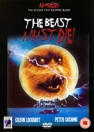 The Beast Must Die - British Movie Cover (xs thumbnail)