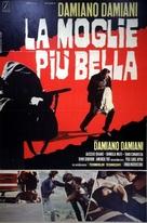 La moglie più bella - Italian Movie Poster (xs thumbnail)