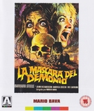 La maschera del demonio - British Blu-Ray cover (xs thumbnail)
