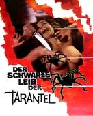 Tarantola dal ventre nero, La - German Movie Poster (xs thumbnail)