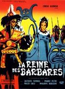 La regina dei tartari - French Movie Poster (xs thumbnail)