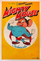 """The Mighty Mouse Playhouse"" - Movie Poster (xs thumbnail)"