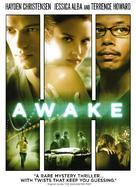 Awake - DVD movie cover (xs thumbnail)