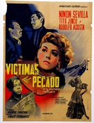 Víctimas del pecado - Mexican Movie Poster (xs thumbnail)