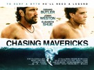 Chasing Mavericks - British Movie Poster (xs thumbnail)