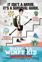 Diary of a Wimpy Kid - British Movie Poster (xs thumbnail)