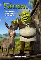 Shrek - Movie Poster (xs thumbnail)