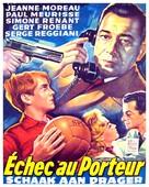 Échec au porteur - Belgian Movie Poster (xs thumbnail)
