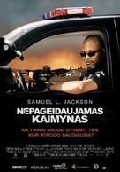 Lakeview Terrace - Lithuanian Movie Poster (xs thumbnail)