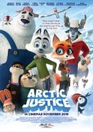 Arctic Justice - Australian Movie Poster (xs thumbnail)