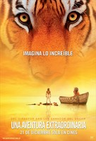 Life of Pi - Colombian Movie Poster (xs thumbnail)