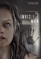 The Invisible Man - Finnish Movie Poster (xs thumbnail)