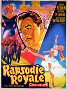 King's Rhapsody - French Movie Poster (xs thumbnail)