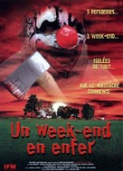 S.I.C.K. Serial Insane Clown Killer - French Movie Cover (xs thumbnail)