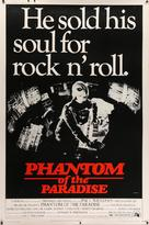 Phantom of the Paradise - Theatrical movie poster (xs thumbnail)