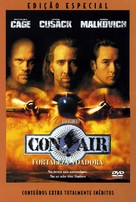 Con Air - Portuguese Movie Cover (xs thumbnail)