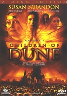 """Children of Dune"" - Finnish DVD movie cover (xs thumbnail)"