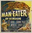 Man-Eater of Kumaon - Theatrical movie poster (xs thumbnail)