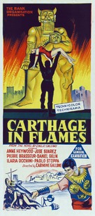 Cartagine in fiamme - Australian Movie Poster (xs thumbnail)