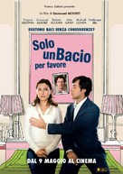 Un baiser s'il vous plaît - Italian Movie Poster (xs thumbnail)