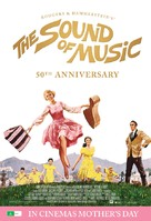 The Sound of Music - Australian Re-release movie poster (xs thumbnail)