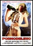 Les grandes jouisseuses - Italian Movie Poster (xs thumbnail)