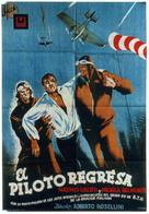 Un pilota ritorna - Spanish Movie Poster (xs thumbnail)