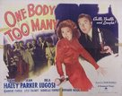 One Body Too Many - Movie Poster (xs thumbnail)