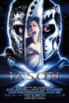 Jason X - Movie Poster (xs thumbnail)