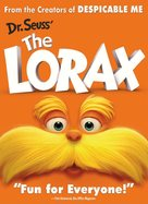 The Lorax - DVD cover (xs thumbnail)
