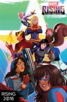 """Marvel Rising: Secret Warriors"" - Movie Poster (xs thumbnail)"