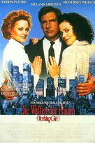 Working Girl - German Movie Poster (xs thumbnail)